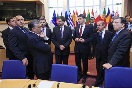 Cohesion countries caucus