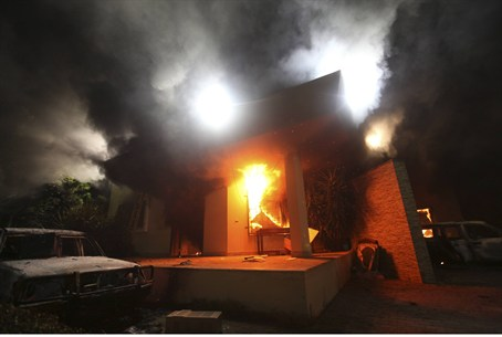 Attack on the US Consulate in Benghazi