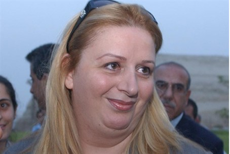 Arafat's widow, Suha