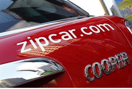 Zipcar is a car-share system valued at $500 m