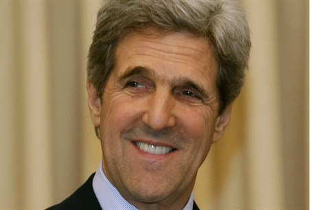 US Secy of State John Kerry