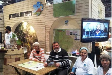 Samaria tourism at IMTM