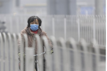 Beijing is one of the most polluted cities in
