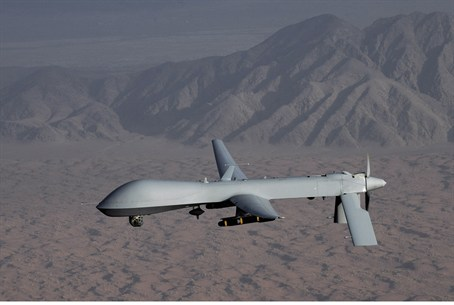 Drones have become Washington's weapon of cho