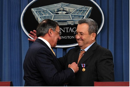 Panetta and Barak (archive)