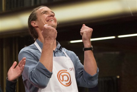 Tom Franz wins Master Chef