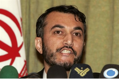 Iran's Deputy Foreign Minister Hossein Amir-A