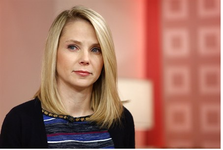 Yahoo CEO Marissa Meyer is trying to oust the