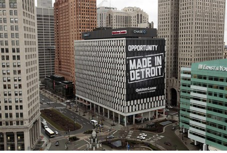 Detroit has long been a poster child for urba