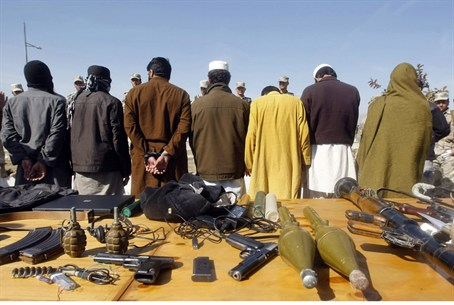 Taliban terrorists (file)