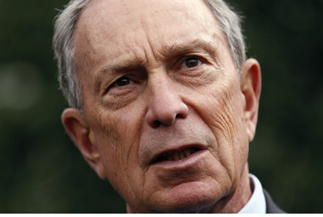 Mayor Bloomberg tried to ban the sale of over