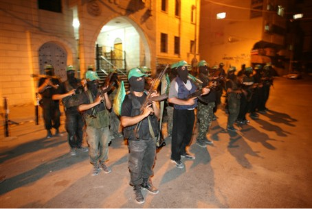 Hamas Group in Gaza
