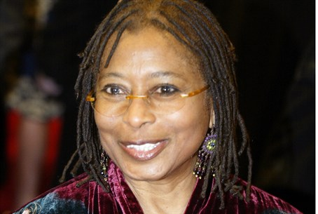 writer Alice Walker