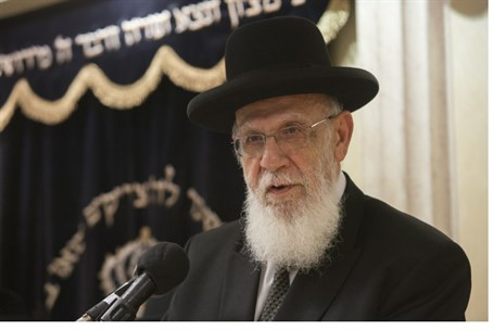 Rabbi Shalom Cohen