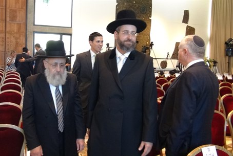 The current Chief Rabbis of Israel