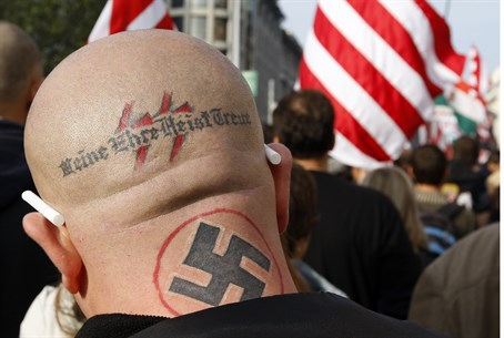 Neo-Nazi (illustrative)