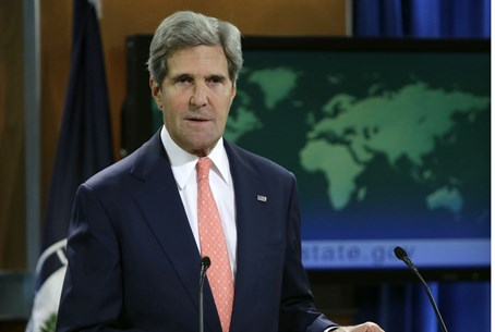 United States Secretary of State John Kerry