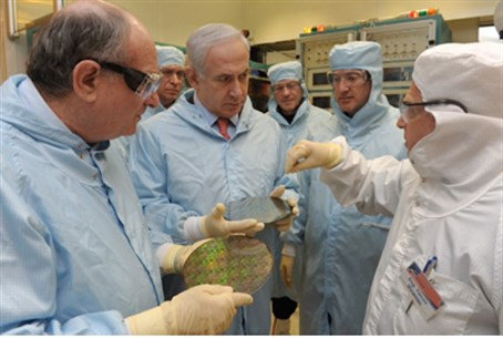 Netanyahu at Technion, 2012