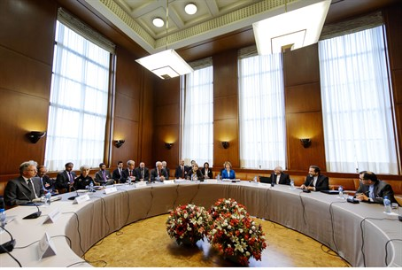 Nuclear talks in Geneva