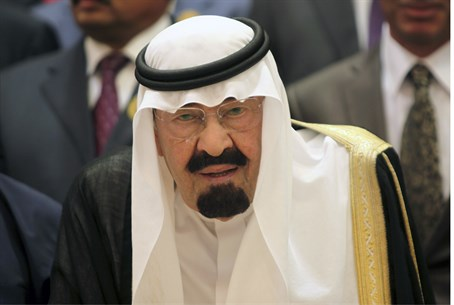 Guardian of human rights? Saudi Arabia's King Abdullah