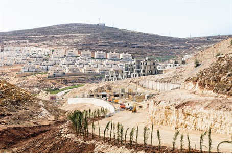 Illustration: Construction at Ramat Givat Zee