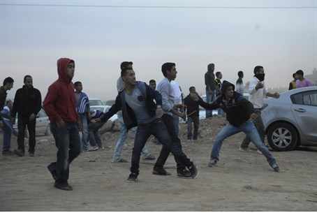 Bedouin 'Day of Rage'