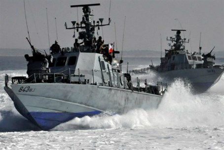 Navy in surprise drill off Haifa coast