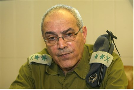 Former IDF Chief of Staff Dan Halutz