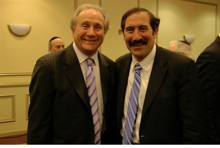 Michael Reagan and Dr. Joseph Frager