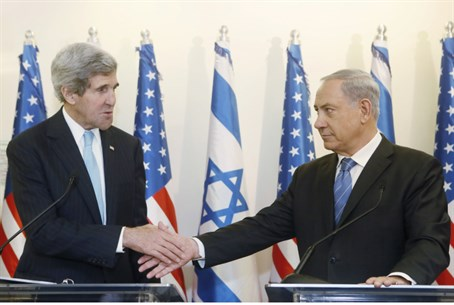 Kerry and Netanyahu meet in Jerusalem