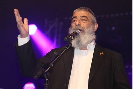 Ariel Zilber at ACUM awards ceremony