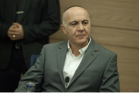 Shin Bet Chief Yoram Cohen
