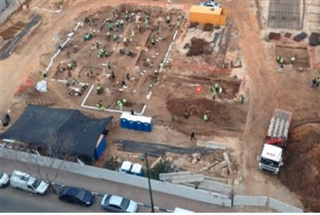 Ramat HaChayal excavation site