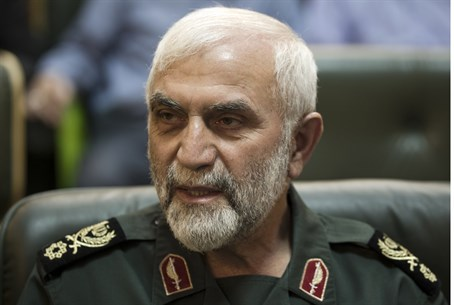 Revolutionary Guards Cmdr. Hossein Hamedani