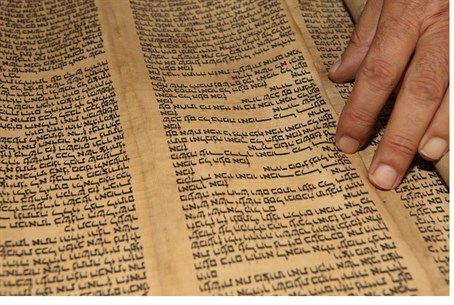 Holy manuscripts are among the thousands of d