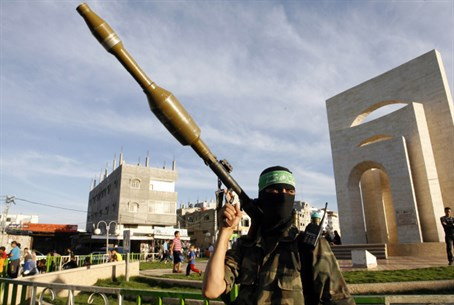 The EU proscribes Hamas as a terrorist org