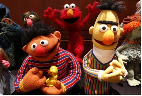 Part of a Jewish conspiracy? Sesame Street ch