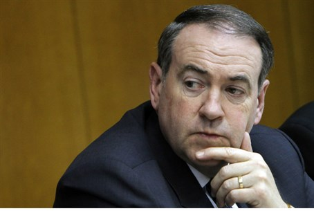 Mike Huckabee (file)