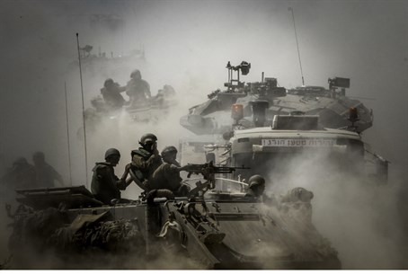 Ground offensive in Gaza