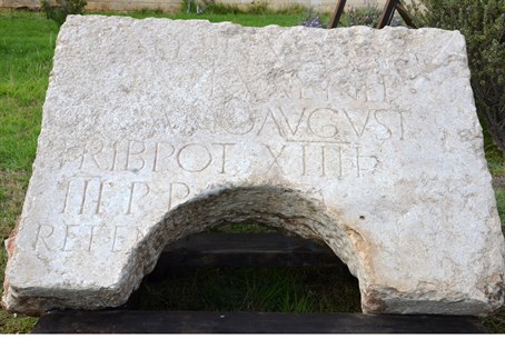 Inscription found