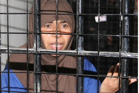 Sajida al-Rishawi, whose release ISIS had previous demanded, faces execution