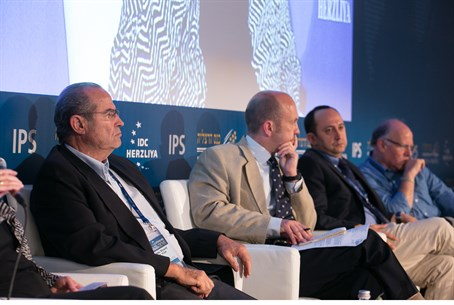 Herzliya Conference expert panel on Iran