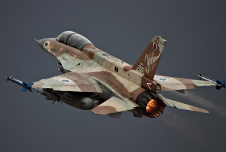 IAF F-16 (illustrative)