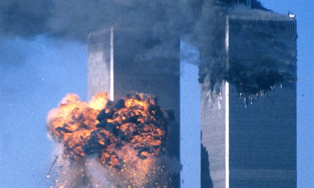 Twin Towers September 11 attack