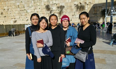 Chinese Jews come home