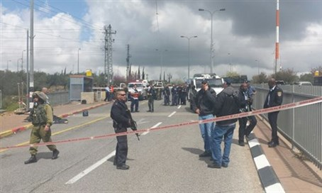 Terror attack near Ariel March 2016