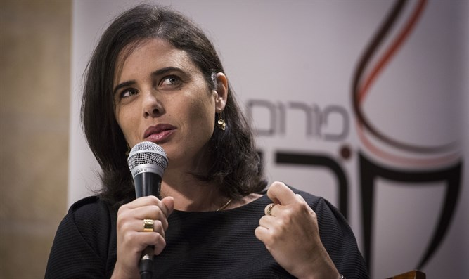 Revolutionary initiative? Shaked