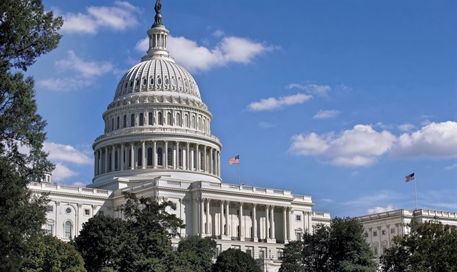 United States Capitol Building (illustration)