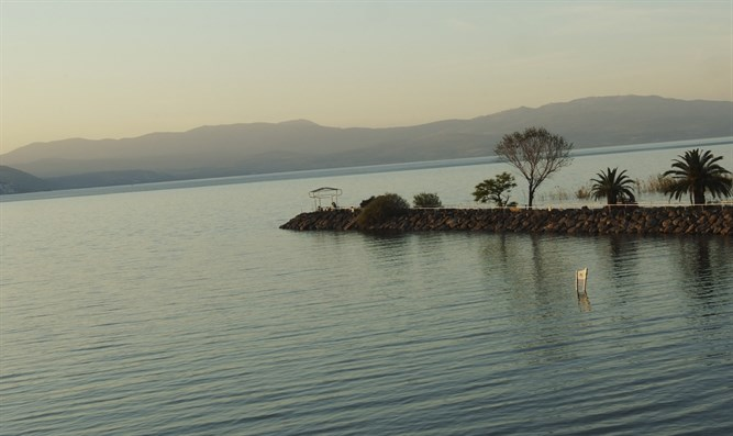 The Kinneret (Sea of Galilee)
