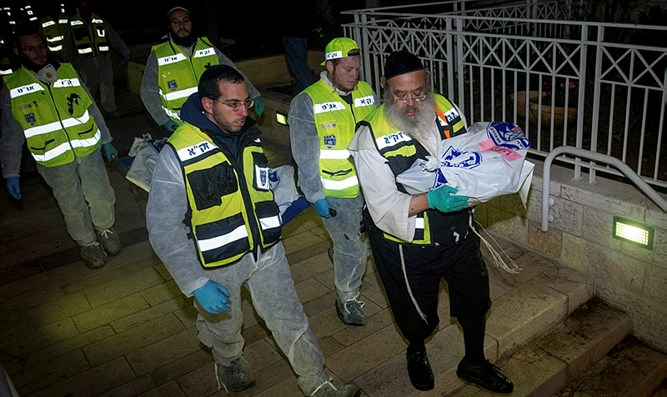 Four girls murdered in Jerusalem by their mother